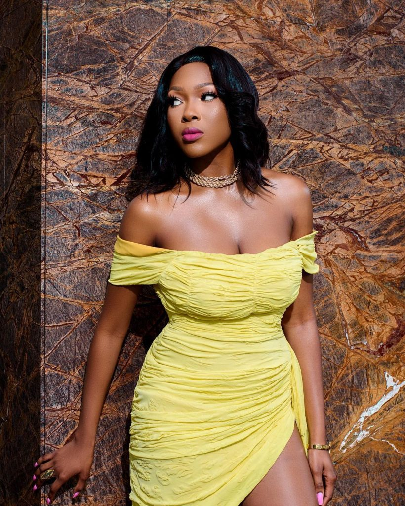 """""""Call me stubborn, but I will never promote any bleaching, slimming products"""" – BBNaija's Vee says"""