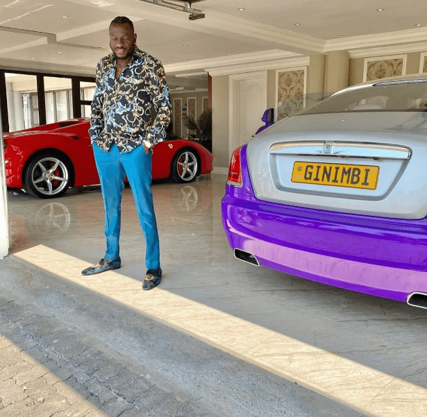 Ginimbi's sister, Juliet reveals how his brother wanted his burial