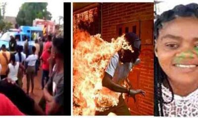 Why side chic was set ablaze by married man in Benue