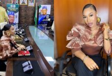 """You are looking at a future Senator"" – Actress, Tonto Dikeh reveals political ambition"