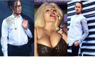 'Cossy Ojiakor acted in a movie when I was 1, she should be 50 or 60 years old now' - Estranged fiance, Abel alleges as he threatens to sue her over alleged domestic violence