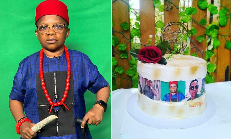 Actor, Chinedu Ikedieze 'Aki' Celebrates 43rd Birthday