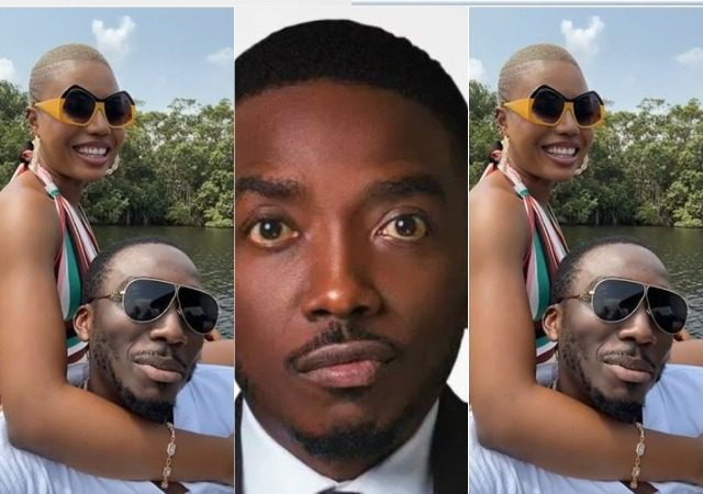 Bovi Goes On Boat Ride With Actress Nancy Isime (Video)