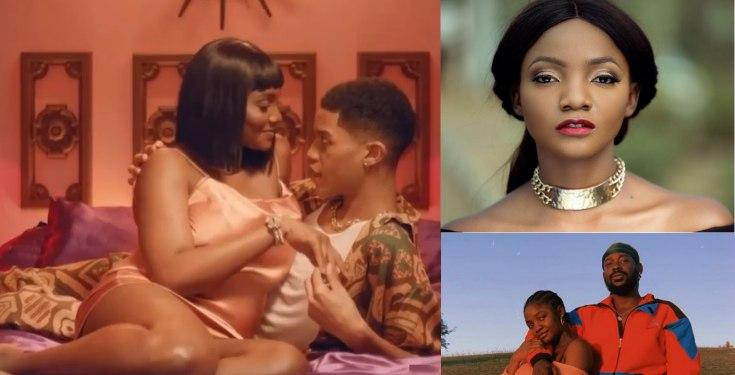 """""""He's Like A Cousin To Me"""" – Simi Debunks Cheating Rumour (Video)"""