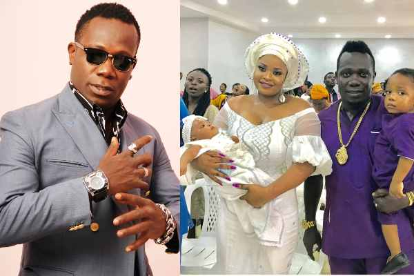 """""""Liar, post your evidence"""" – Duncan Mighty's sister-in-law, Maria debunks singer's claims"""