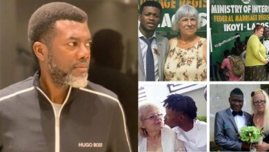 """Nigerian love is becoming too expensive"" – Reno Omokri on why Nigerian men marry older white women"
