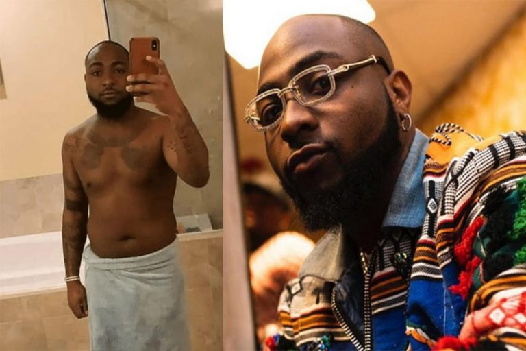 Photo Of Davido's 'Cassava' Causes Stir Online