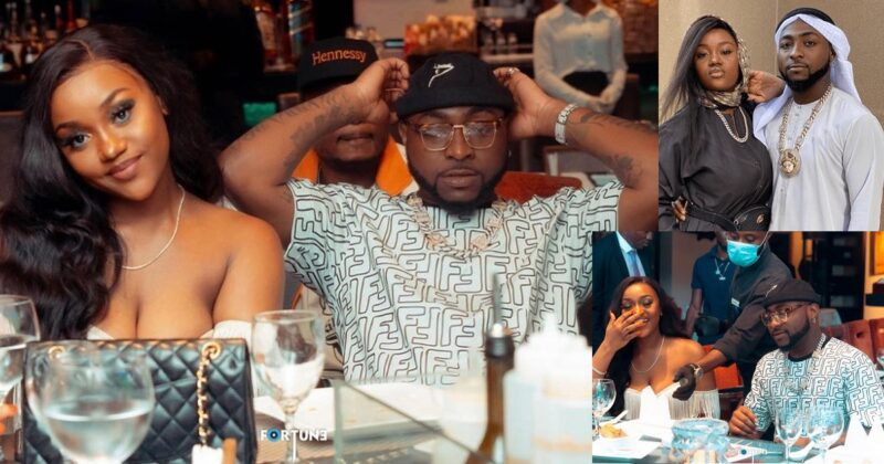 Popular Actor pleads with Davido to marry Chioma next year