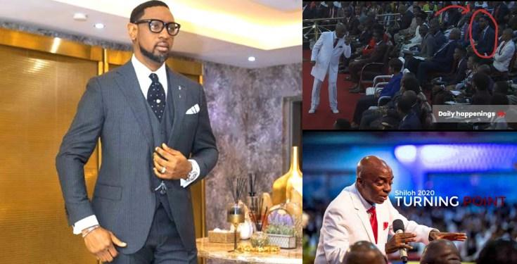 Shiloh 2020: Nigerians React As Pastor Fatoyinbo Is Spotted As Special Guest