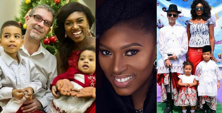 """""""Why My Marriage Is Successful"""" – Actress Ufuoma McDermott"""