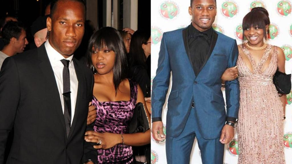 Didier Drogba separates from wife after 20 years together