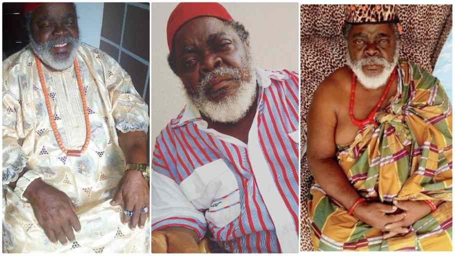 Nollywood actor, Jim Lawson Maduike is dead