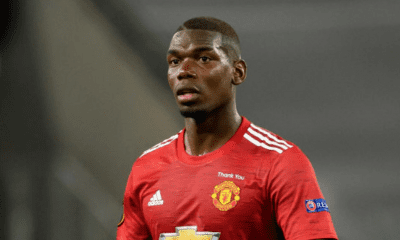 Pogba reveals who to blame for 0-0 draw with Liverpool, apologizes to Man Utd team mates