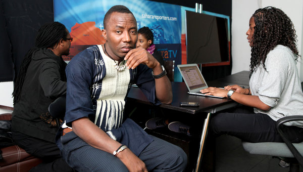 Omoyele Sowore Biography