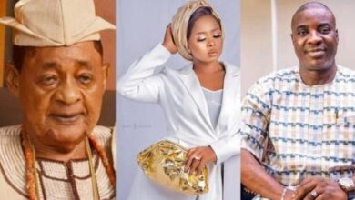 Alaafin of Oyo Sends Youngest Wife Packing
