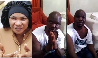 Video of Baba Ijesha confessing to the crime and begging for forgiveness finally surfaces   Watch