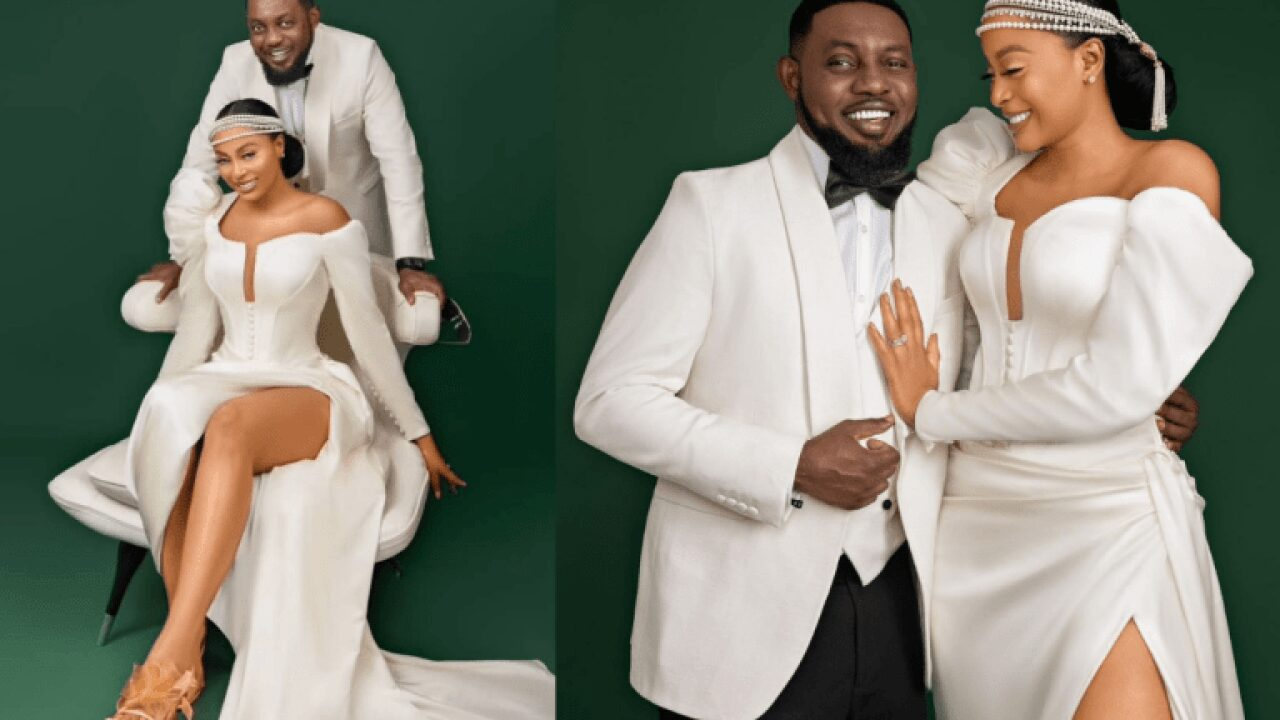 Comedian AY's Wife Mabel