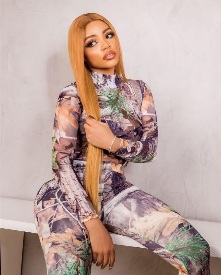 """""""She Will Surely Cash Out"""" – Fans React As Nengi Names Shoes Collections After EX-BBNaija Housemates"""