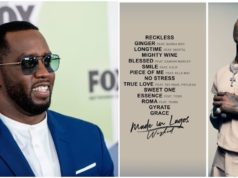 """""""Diddy declined to produce Wizkid's 'MIL' album because of his alleged sex tape"""" – Twitter User reveals"""