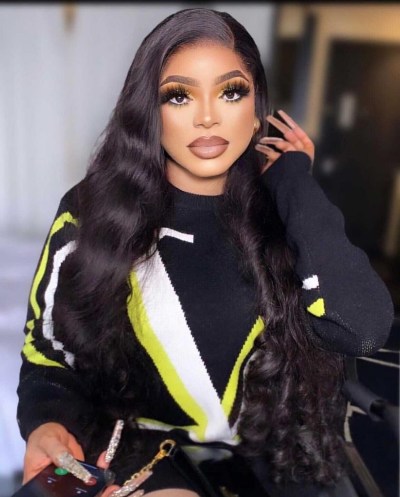 I don turn my former thing to kpekus now, I don join womanhood – Bobrisky discloses