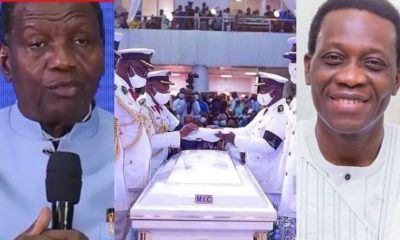 Funeral Service Of Pastor Adeboye Late Son
