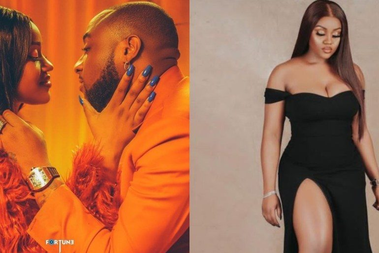 Fans React After Davido Addressed Chioma As Mama Ify