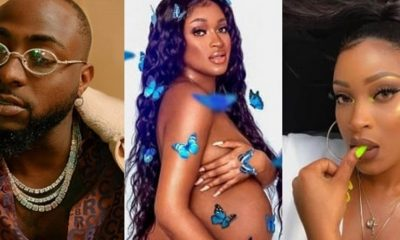 """""""Not All Relationships Will Lead To Marriage"""" – Davido's 4th Baby Mama Larrisa Says"""