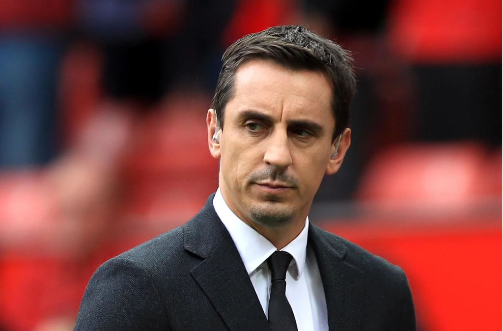 Gary Neville reveals who to blame