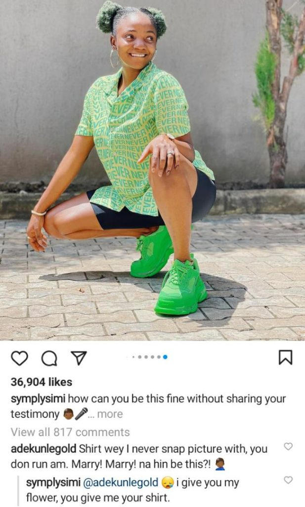 'Marry! Marry!! See What It Has Caused' – Adekunle Gold Laments