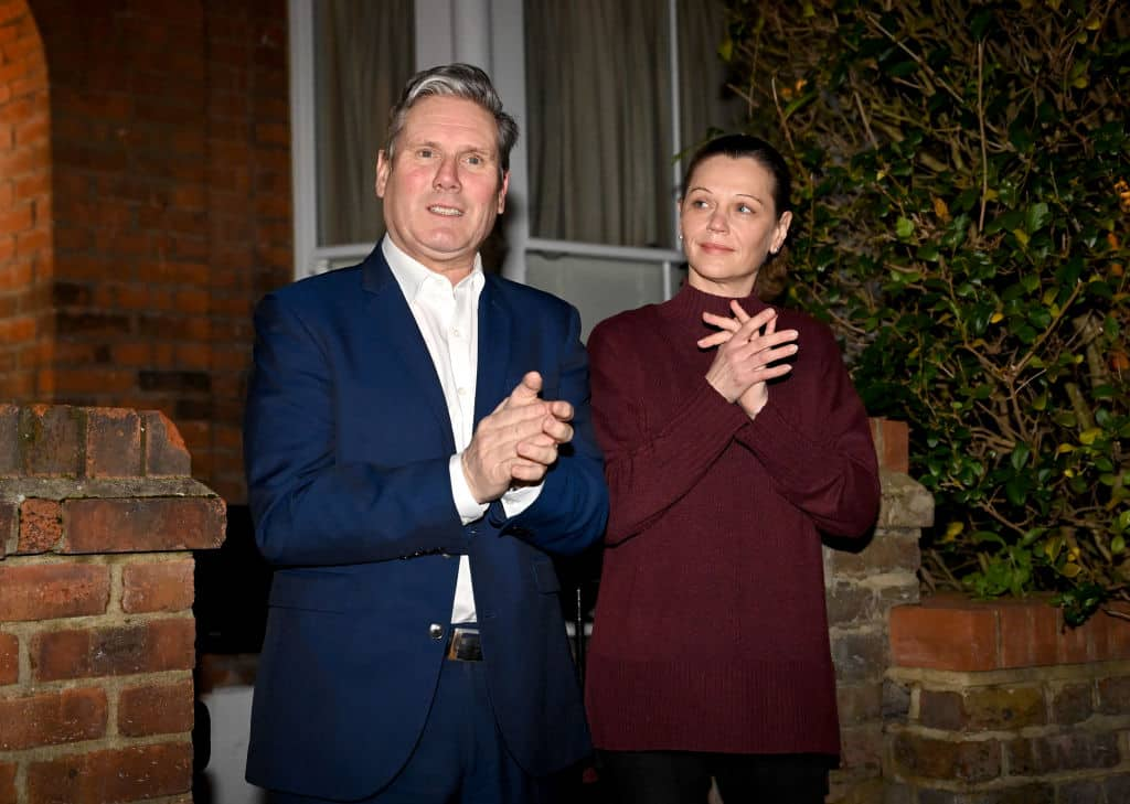 Victoria Starmer's biography: who is Sir Keir Starmer's wife?