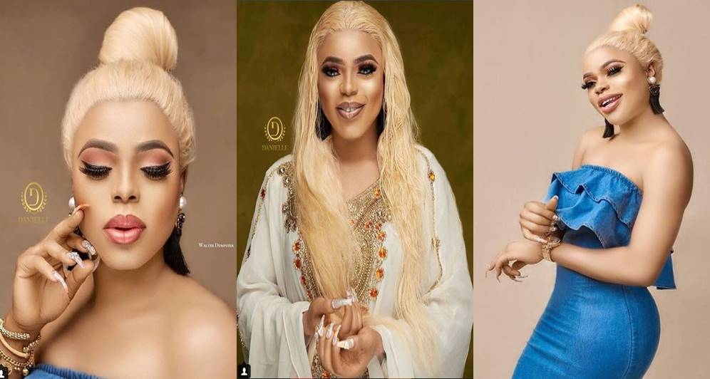 """""""I Am dating 10 Richest Men In Nigeria"""" – Bobrisky Brags As He Highlights His Accomplishment (SEE LIST)"""