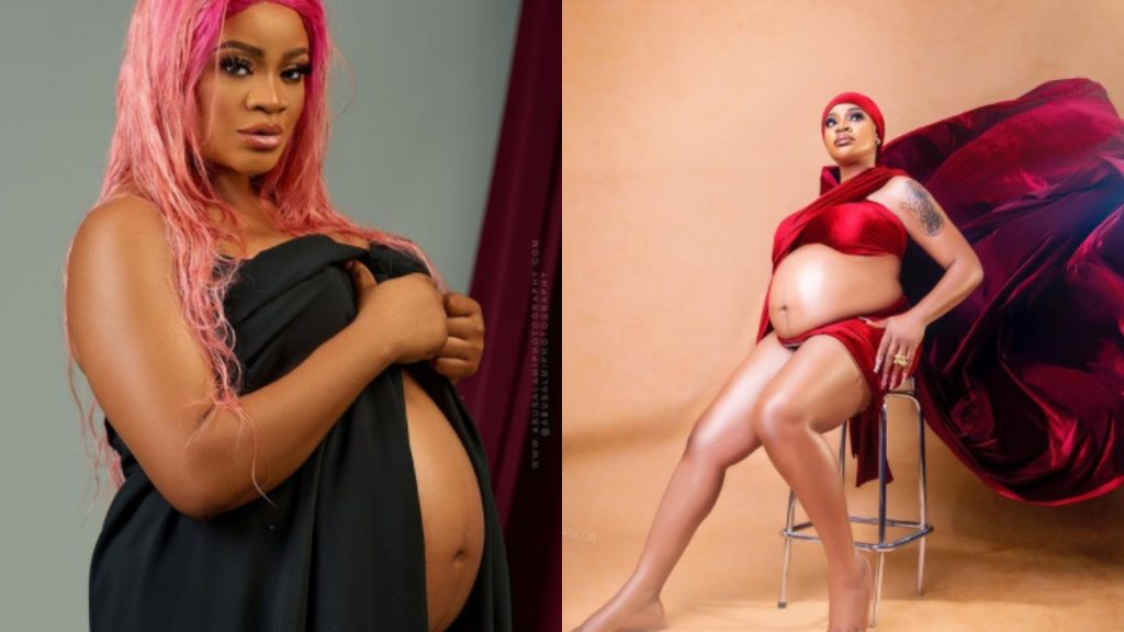 Uche Ogbodo Breaks The Internet With Breathtaking Pregnancy Photos To Celebrate Her 35th Birthday