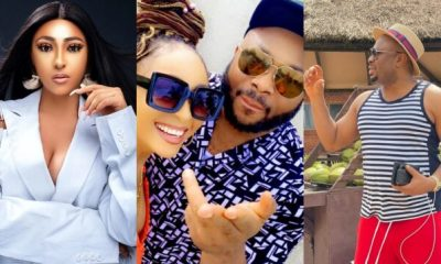 Between Rosy Meurer and an Instagram follower who asked if her husband, Olakunle Churchill, 'lasts two seconds'