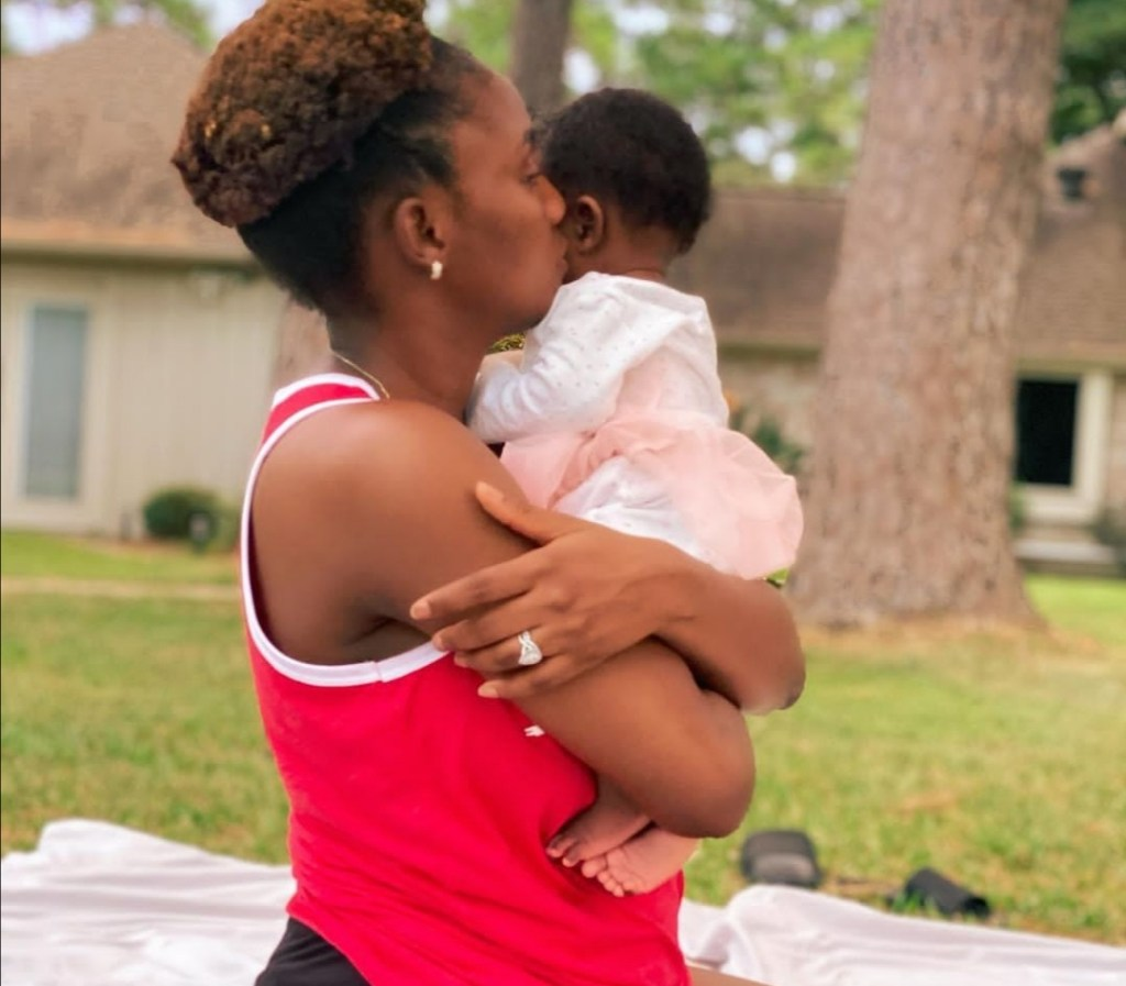 Having A Child Has Made Me More Empathetic – Simi Says
