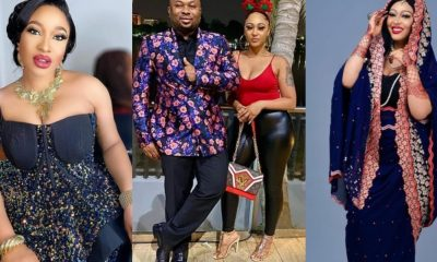 Rosy Meurer Reacts After Tonto Dikeh Alledgedly Threw Shades At Churchill