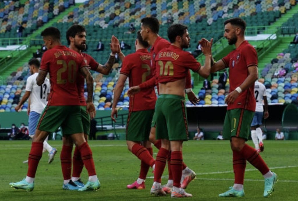 Portugal suffers a big setback as a key player withdraws from the squad for Euro 2020
