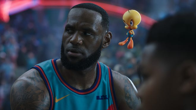 Space Jam: A New Legacy Is Peak, Mindless Corporate Synergy