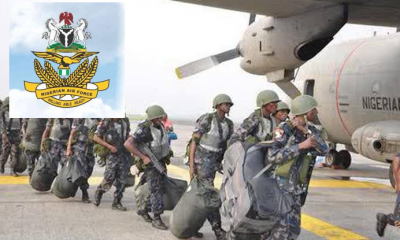 Nigerian Air Force Ranks And Salary Structure