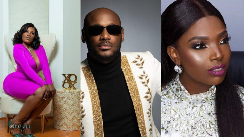 Tuface Leaves Annie In Rage