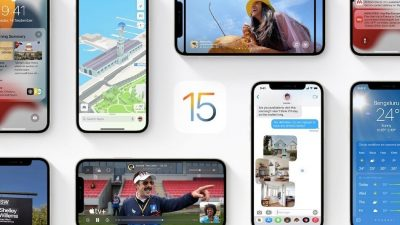 iOS 15 Officially Out Today